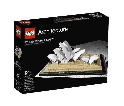 レゴ アーキテクチャー シドニー・オペラハウス 21012