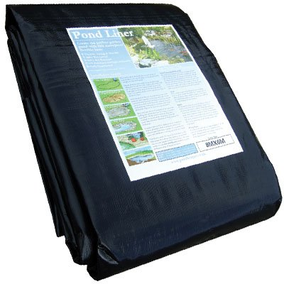 Pond Liner 9x7m with 25yr guarantee