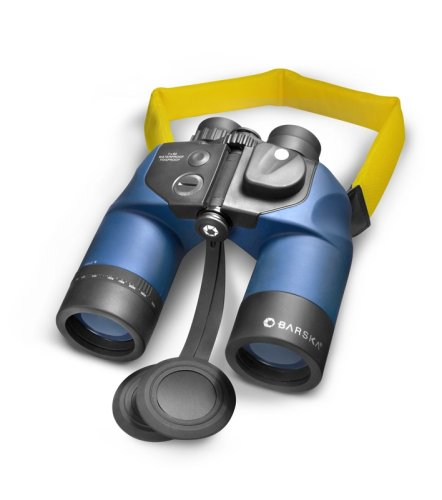 Barska AB10800 Deep Sea 7x50 FMC Binocular with Internal Rangefinder and Digital Compass