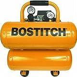 BOSTITCH CAP2040ST-OL 4 Gallon Oil-Lube Stack Tank Compressor