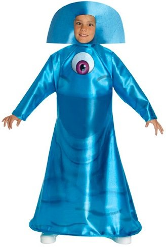 Monsters Vs. Aliens Child's Bob Costume