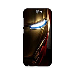 Ebby Iron Man's Helmet Premium Printed Case For HTC One A9