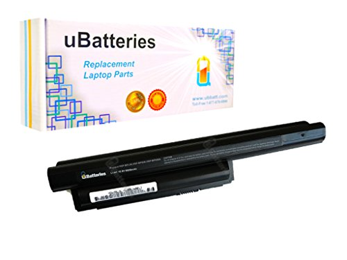 Click to buy UBatteries Laptop Battery Sony VAIO SVE1412ECXP - 9 Cell, 6600mAh - From only $62.95