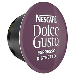 80 x Nescafé Dolce Gusto Espresso Ristretto, 80 Capsules