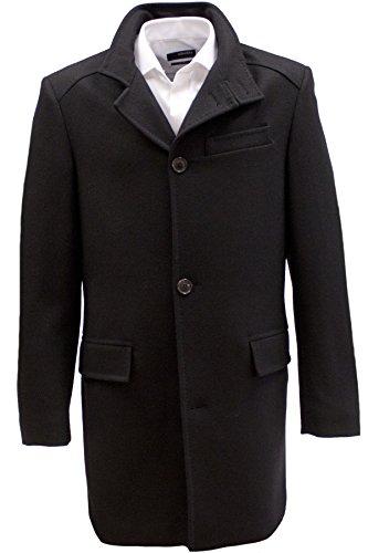 Pierre Cardin -  Cappotto  - cappotto - Uomo nero 1 mese
