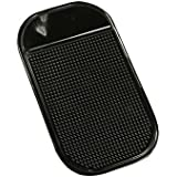 NON SLIP CAR DASHBOARD PAD MAT MOBILE KEYS 14.5 X 9 CM