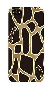 iPhone5 ケース 『Animal Giraffe』 ハードケース アイフォン5 カバー SoftBank au スマートフォン スマフォケース 携帯カバー iPhone5 専用 TL-STAR