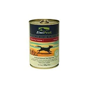 ZIWI PEAK 210038 12-Pack Venison Can Dog Food, 13-Ounce