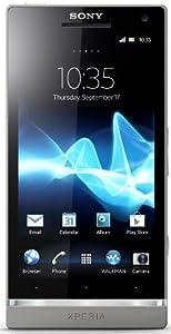 Sony Xperia SL LT26II Unlocked Android Phone--U.S. Warranty (Silver)
