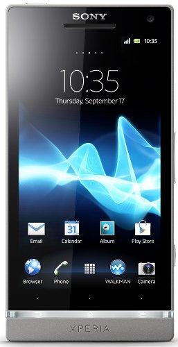 Sony Xperia SL LT26II Unlocked | Silver image