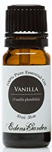 Vanilla 100% Pure Therapeutic Grade Essential Oil- 10 ml