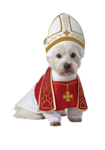 California Costume Collections Holy Hound Dog Costume Large  sc 1 st  My Pet Store & Dog Costumes u2013 My Pet Store