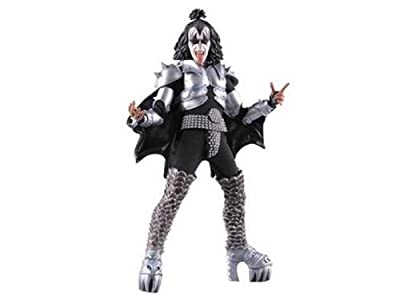 GENE SIMMONS---KISS---THE DEMON (REAL ACTION HEROES)---FIGURE (japan import) フィギュア ダイキャスト 人形(並行輸入)