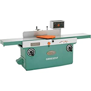 grizzly g9953zxf z series jointer with spiral cutterhead. Black Bedroom Furniture Sets. Home Design Ideas