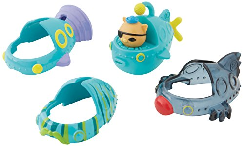 Fisher-Price Octonauts Mission Ready Gup Speeders Gup-A - 1