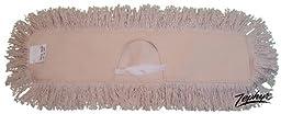 Zephyr 9043 BBL Cotton Dust Mop Head, 24\