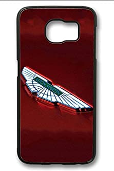 buy S6 Case,Hard Shell Plastic Pc [Black] Cover Snugly Sleek Slim Light Weight Frosted Colorful Vibrant Fit Headphones Port Oil Water Proof Samsung Galaxy S6-Aston Martin Rapide S 2014