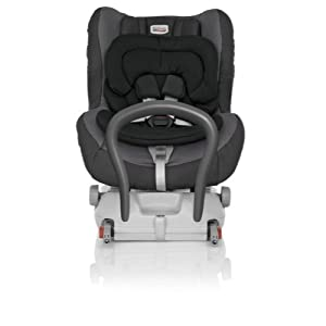 Britax MAX-FIX II Group 0 Plus 1 Birth to 18 Kg Rearfacing Isofix Car Seat (Stone Grey)