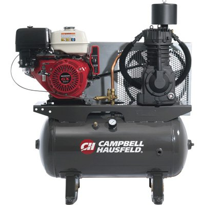 - Campbell Hausfeld Service Truck Series Air Compressor - 13 Hp Honda Gx390 Engine, 25.1 Cfm @ 175 Psi, Model# Ce7003
