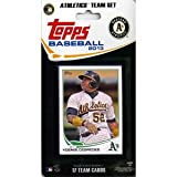 MLB Oakland Athletics Licensed 2013 Topps® Team Sets