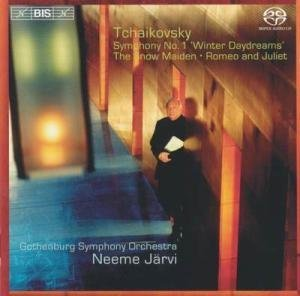 "Tchaikovsky: Symphony No. 1 ""Winter Daydreams""; The Snow Maiden; Romeo and Juliet [Hybrid SACD]"