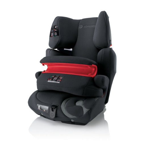 Concord Kinderautositz Transformer Pro Black
