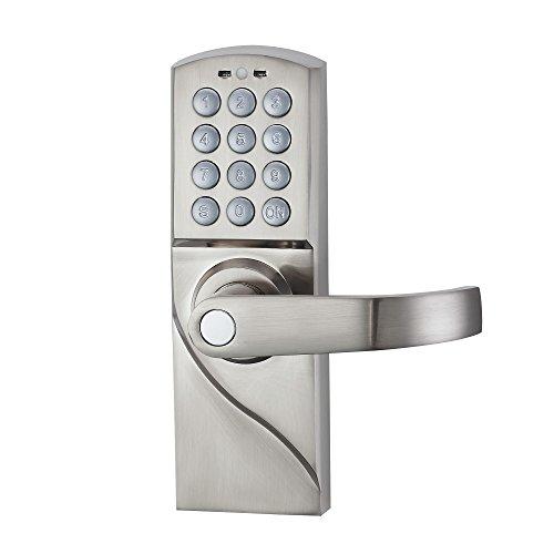 Top Best 5 Programmable Door Lock For Sale 2016 Product