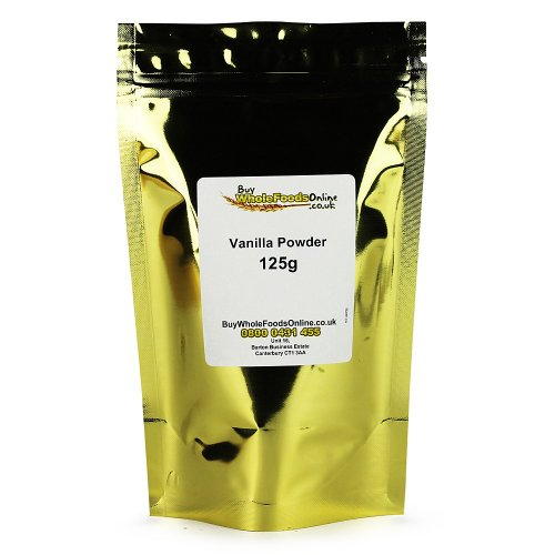 Vanilla Powder 125g