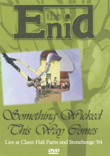 The Enid - Something Wicked This Way Comes - The Enid At Home And On Stage [2004] [DVD] [Edizione: Regno Unito]