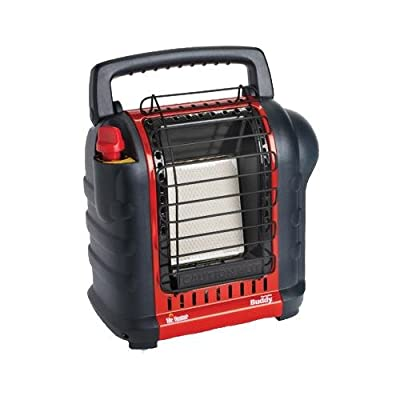 Mr Heater F232000 Buddy Portable Propane Heater, 9,000-BTU