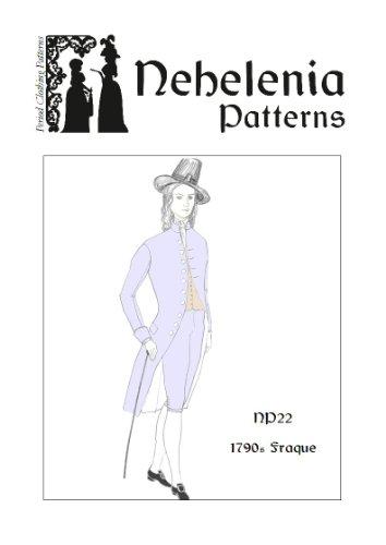 1790s Fraque Pattern (Frock Coat)