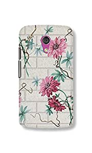 BlueAdda Back Cover for Moto G (2nd Generation)