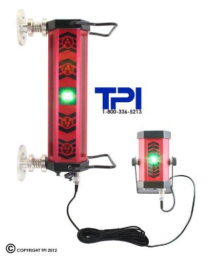Tpi Mc360 Machine Control Laser Receiver, For Excavator, Dozer, Backhoe, Grader