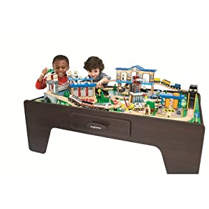 Imaginarium City Central Train Table