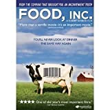 img - for Food, Inc. (2008) Eric Schlosser (Actor), Robert Kenner (Director) | Rated: PG | Format: DVD book / textbook / text book