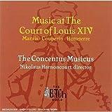 echange, troc  - Music At The Court Of Louis Xiv