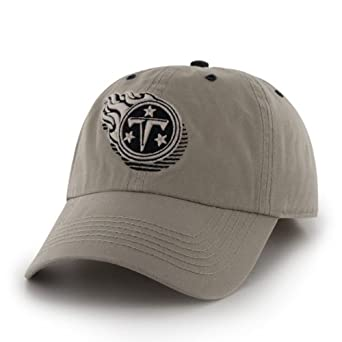 NFL Tennessee Titans Mens Bangor Cap, One Size, Bone by