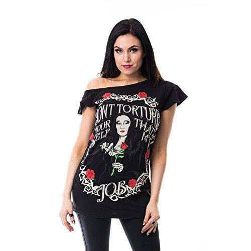 Heartless -  T-shirt - Donna Black M(42-44)