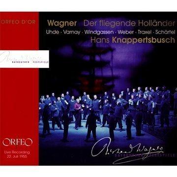 El Holandes Errante (Weber/Varnay) - Wagner - CD