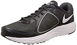 Nike Mens Emerge 3 Black, White, Anthracite and Wolf Grey Running Shoes - 8 UK/India (42.5 EU) (9 US)