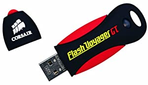 Corsair Flash Voyager GT 32 GB USB 2.0 Flash Drive CMFUSB-32GBGT