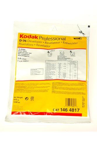 Kodak D-76 Developer (Powder), B&W Film 1 Gallon