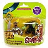 Scooby Doo Mystery Mates 2-Pack Medieval Scooby and The Creeper