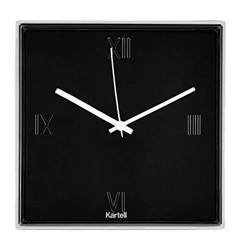 kartell-tictac-orologio-nero
