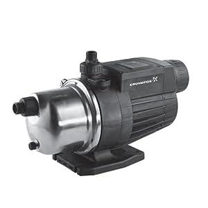 Grundfos MQ3-45 (230V) 1 HP Pressure Booster Pump - 96860207 MQ3-45-2