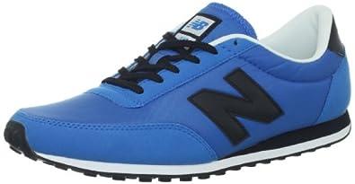 New Balance U410 D (13H) 314191-60, Herren Sneaker, Blau (BK BLUE/BLACK 5), EU 38 (US 5.5)