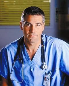 George Clooney ER Dr. Ross 8x10 Photo