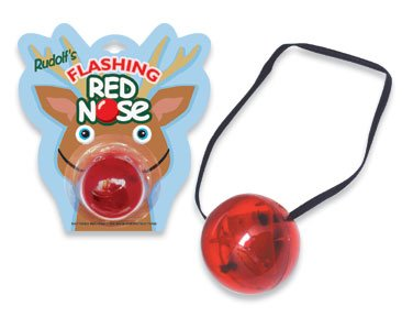 Rudolph the Reindeer's Flashing Nose