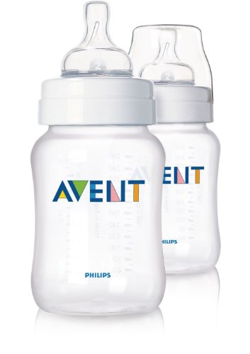 Avent Feeding Bottle Twin Pk 260Ml