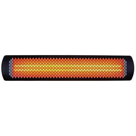 Bromic-Heating-BH0420033-Tungsten-6000-Watts-Electric-Double-Element-Heater-Black-Finish